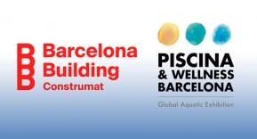 Celebración conjunta de Piscina & Wellness Barcelona y BBConstrumat en 2021