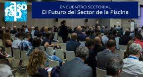 Encuentro sobre el futuro del sector de la piscina, por ASOFAP