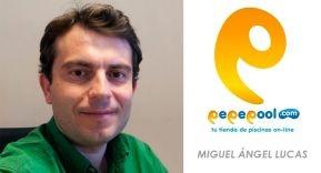 Entrevista a Miguel Ángel Lucas, de Pepepool