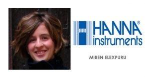 Entrevista a Miren Elexpuru de Hanna Instruments