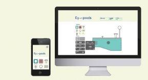 EY-POOLS, una aplicación revolucionaria
