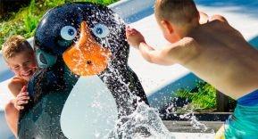 Juegos acuáticos infantiles de Pooljoy