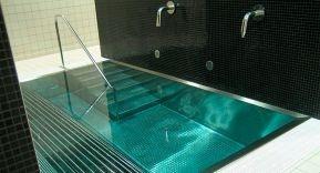 La piscina de acero, alternativa asentada en el mercado