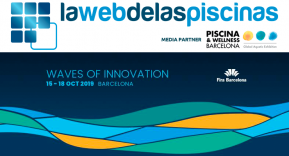La Web de las Piscinas, nuevo Media Partner de Piscina & Wellness Barcelona