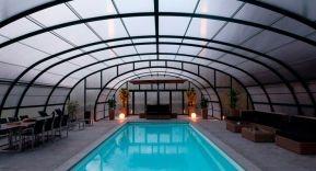 Las mejores y más espectaculares cubiertas de piscina