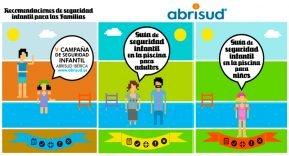 Medidas de seguridad en la piscina para niños y adultos