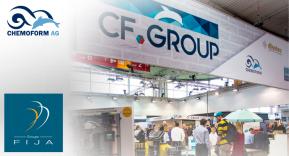 Nace CF Group, nuevo grupo internacional en la industria de la piscina