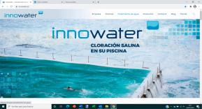 Nueva Web de Innowater