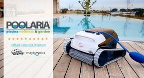 Poolaria nuevo distribuidor oficial online de limpiafondos Dolphin