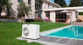 Se intensifica la venta de bombas de calor para piscinas