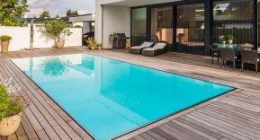 Tipos de piscinas desbordantes por Niveko Pools