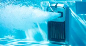 Ventajas de los sistemas de natación contracorriente en piscinas