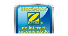 Zodiac elimina su distintivo Distribuidor de Internet Recomendado