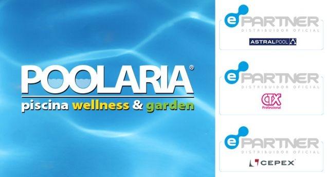 Fluidra incorpora a Poolaria como e-Partner online.