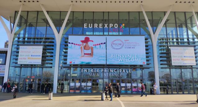 Impresiones sobre Piscine Global Europe 2018
