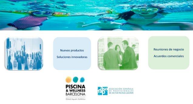 Nacen las Jornadas Piscina 2017