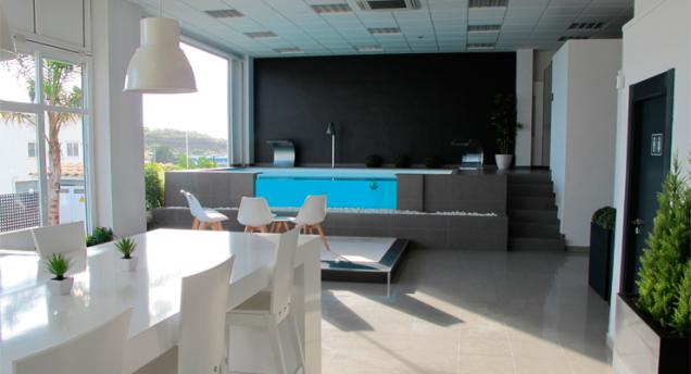 Nuevas oficinas, Showroom y espacio para Formación de PS Pool Equipment