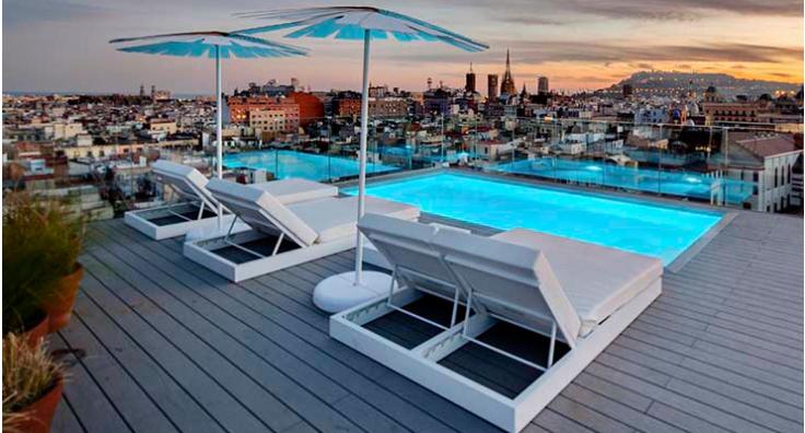 Las mejores piscinas urbanas de España