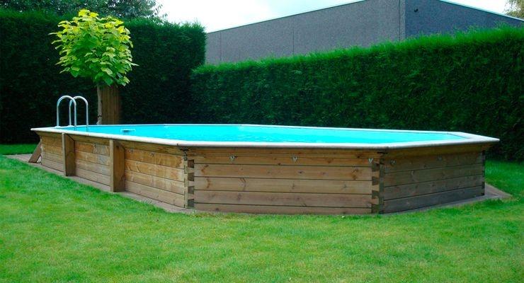 Piscinas elevadas como alternativa a las piscinas de obra Piscinas elevadas precios