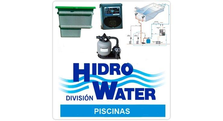 hidro water fabricantes y distribuidores la web de las