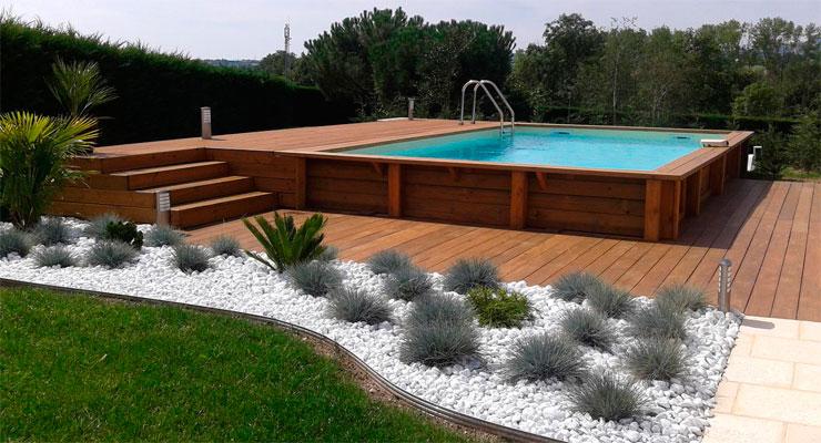 Espectacular crecimiento del mercado de la piscina en - Piscinas enterradas ...